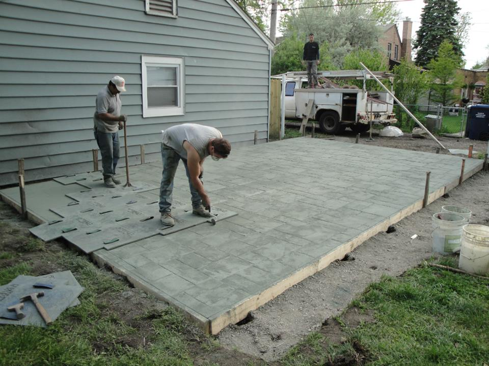 Pool Deck Resurfacing Service Milwaukee
